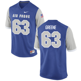 Men's  63 Limited Royal Air Force Falcons Alumni Jersey | Justin Greene